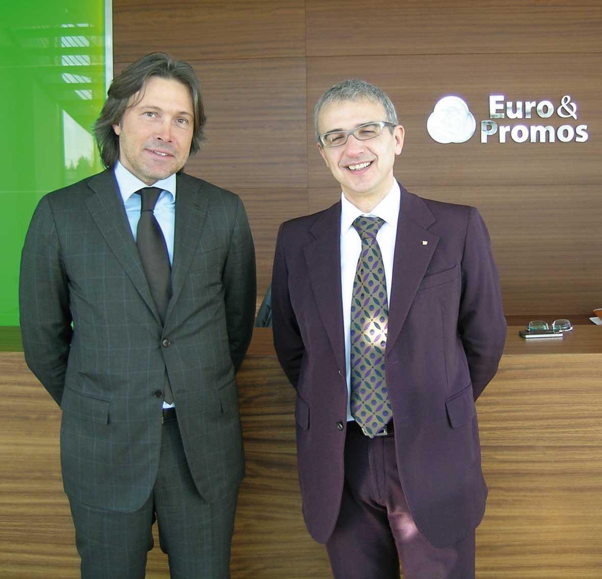 Sergio Bini e Adriano Luci