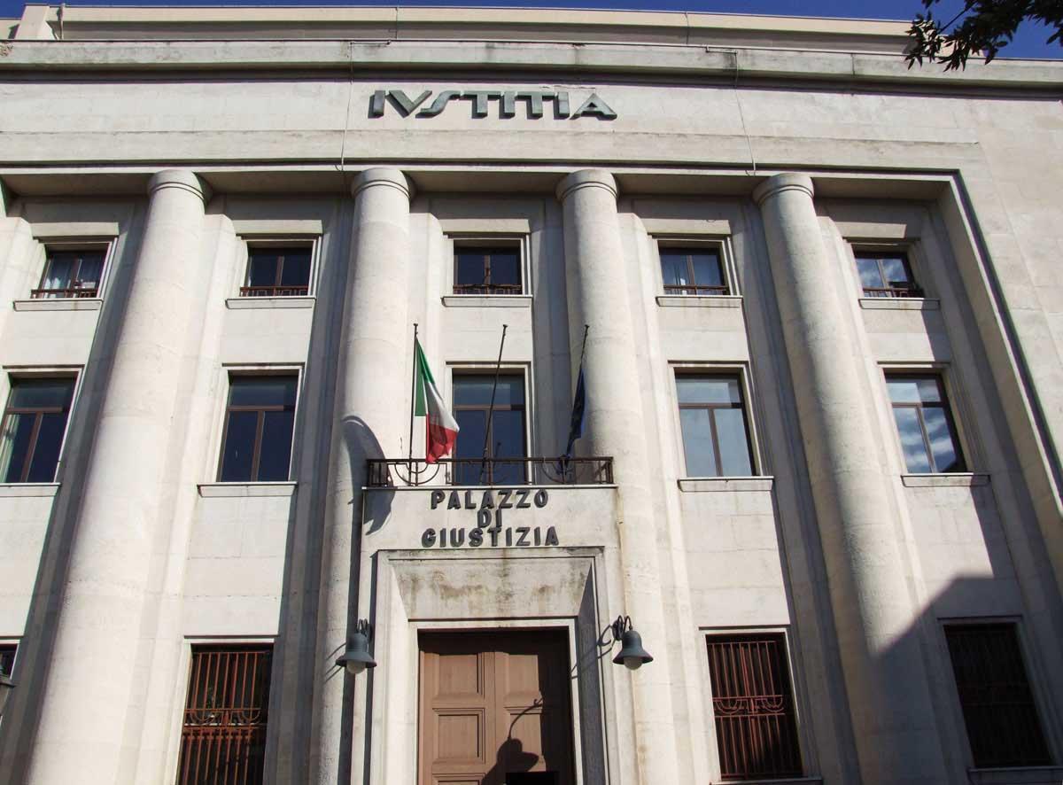 tribunale palazzo giustizia 1