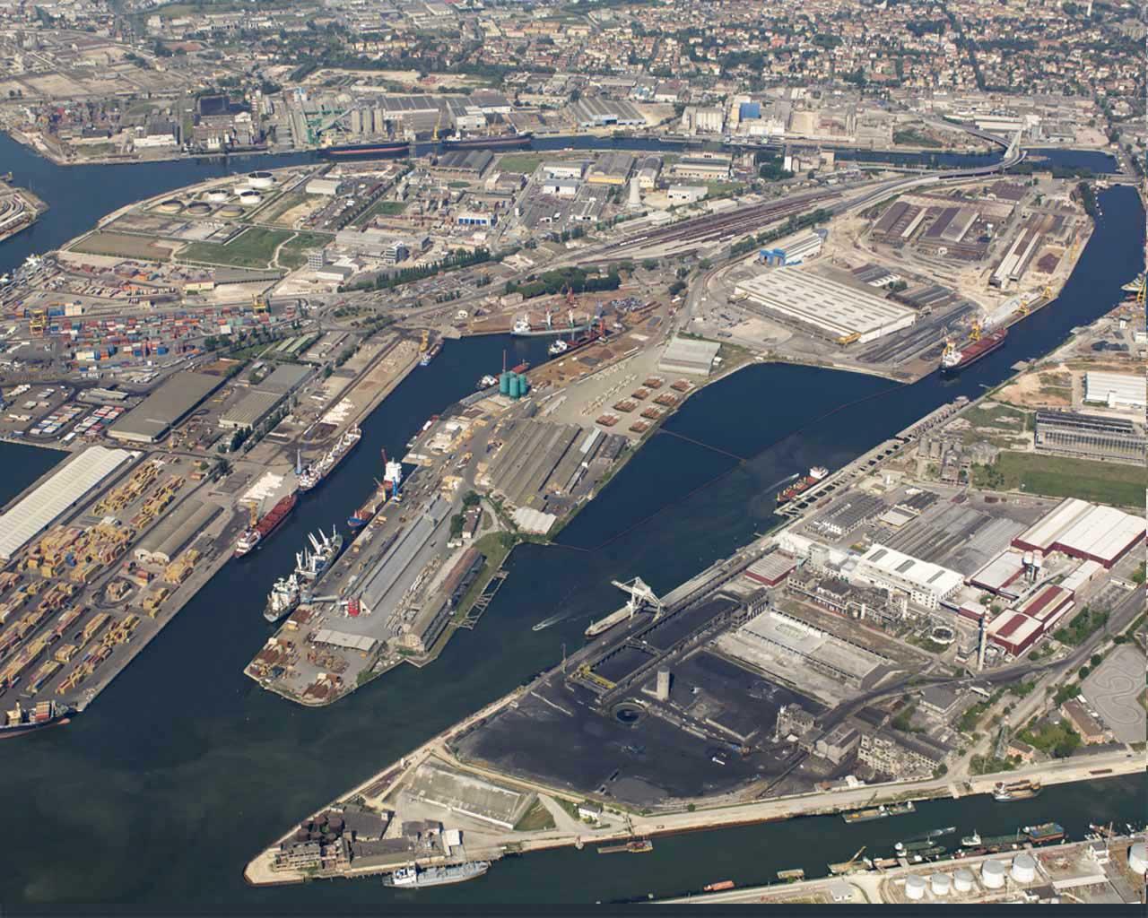 porto di venezia terminal logistico 1