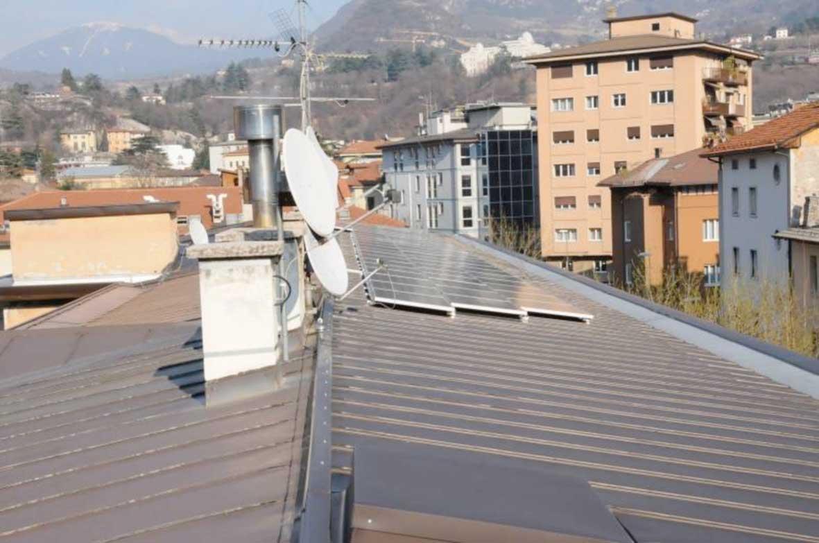 commissariato governo trento impianto fotovoltaico