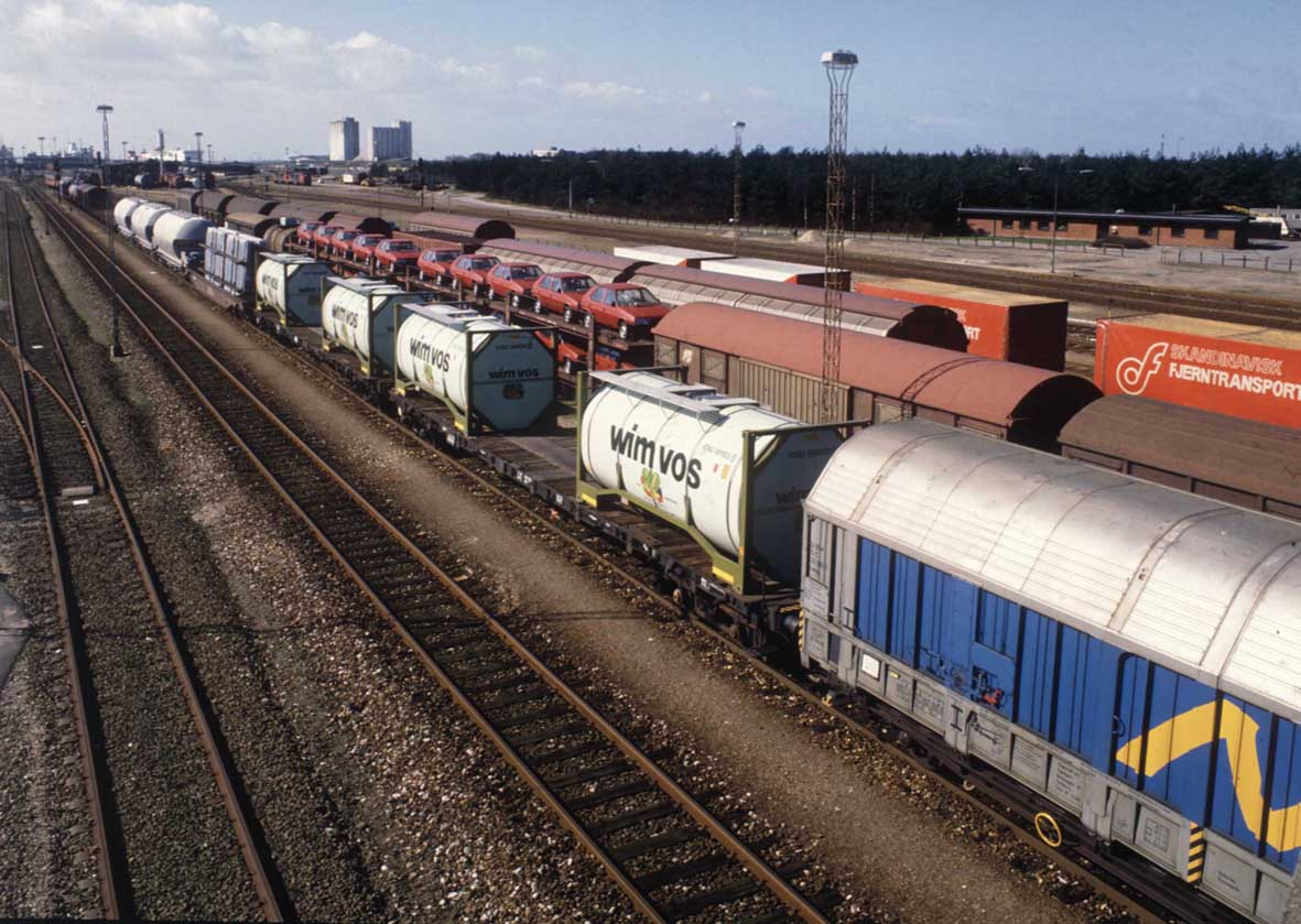 europa trasporto ferrovia