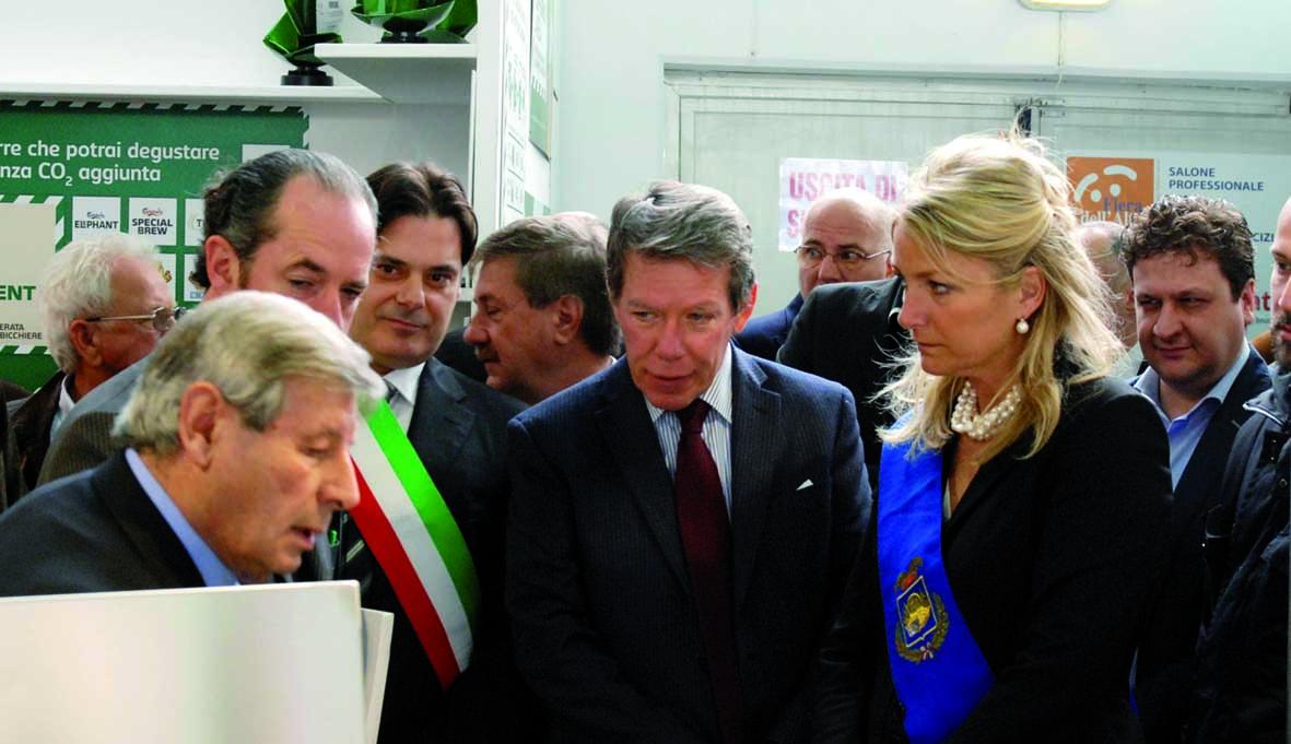 fiera alto adriatico 2012 inagurazione zaccariotto zaia sindaci