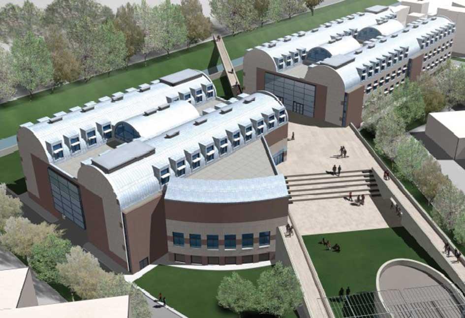 vicenza progetto nuova sede università