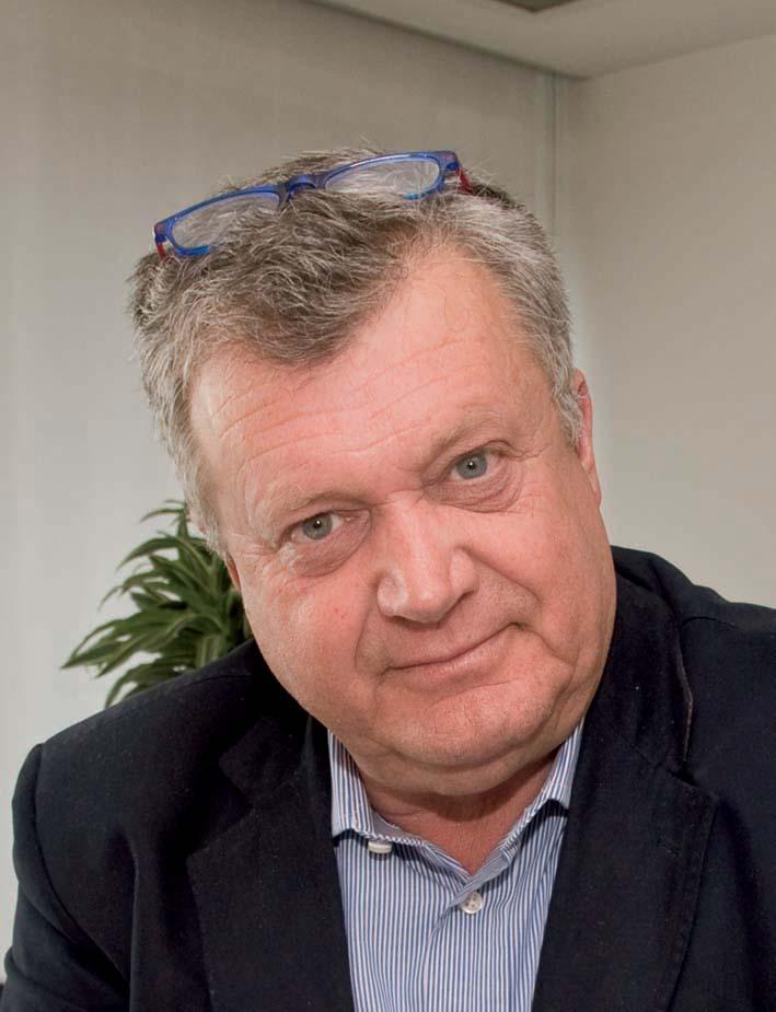 Attilio Schneck presidente Autoserenissima A31 A4 provincia Vicenza