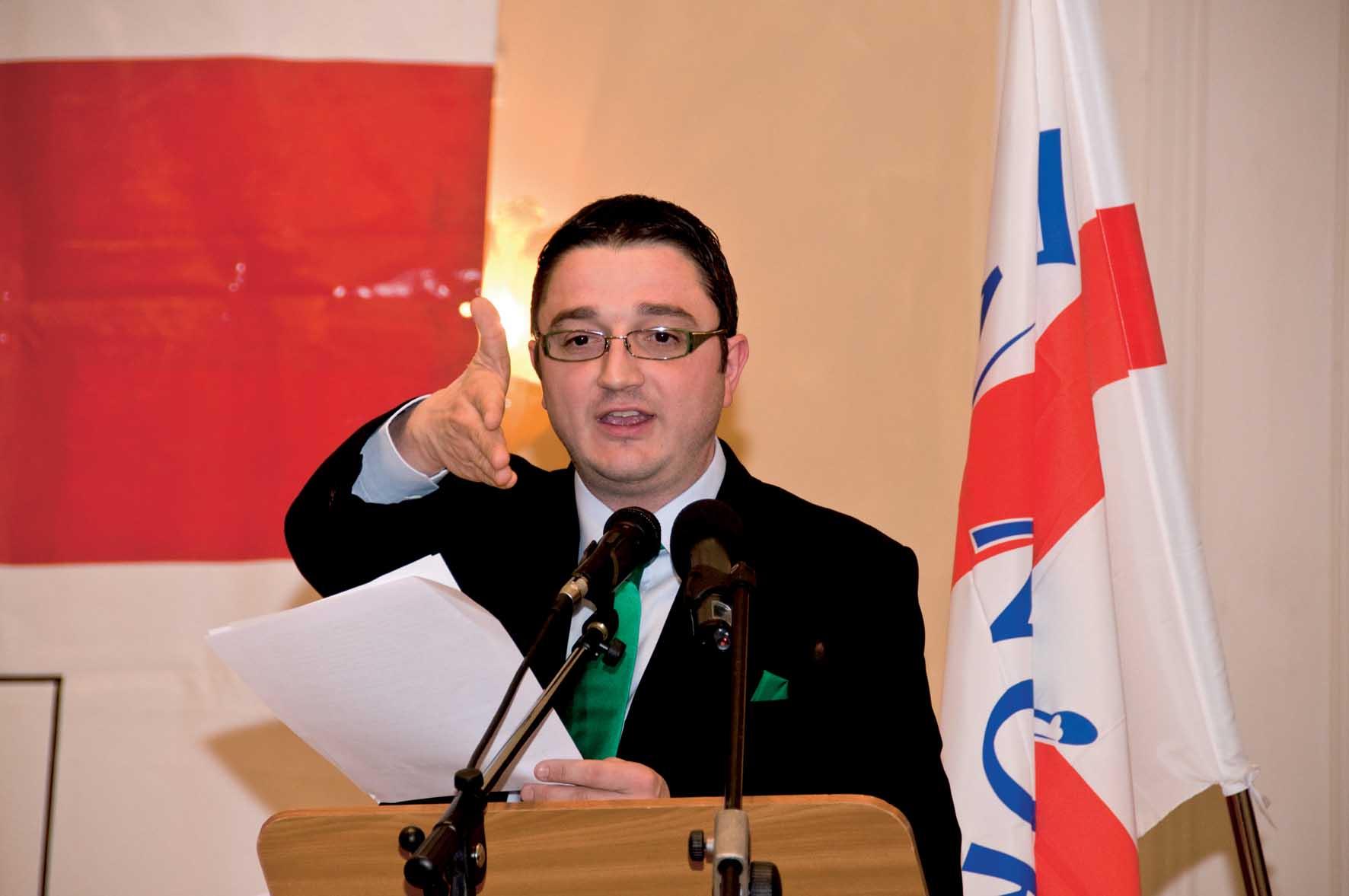 Congresso Nazionale LNT 11 aprile 2010 maurizio fugatti