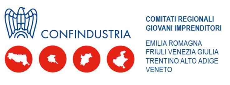 confindustria nordest comitati giovani logo