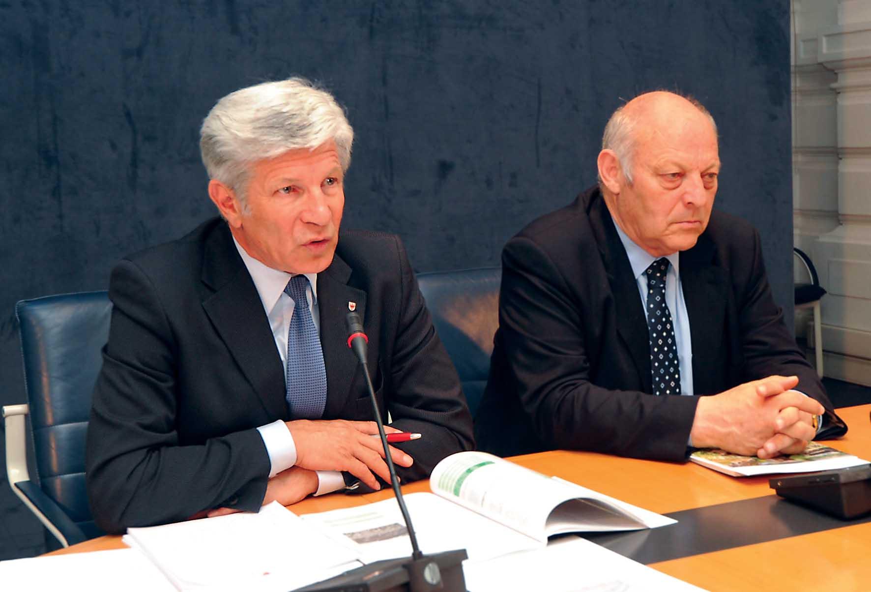 PAB Hans Berger Luis Durnwalder