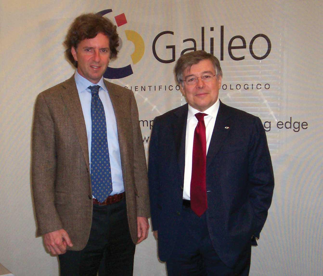 Parco galielo PD da sx francesco peghin con sindaco pd flavio zanonato 1