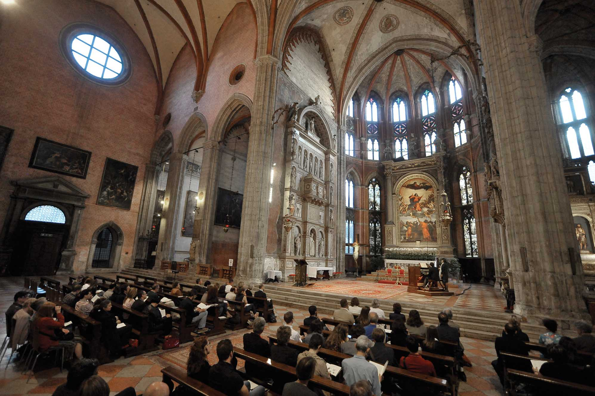 Bru Zane basilica dei frari 1