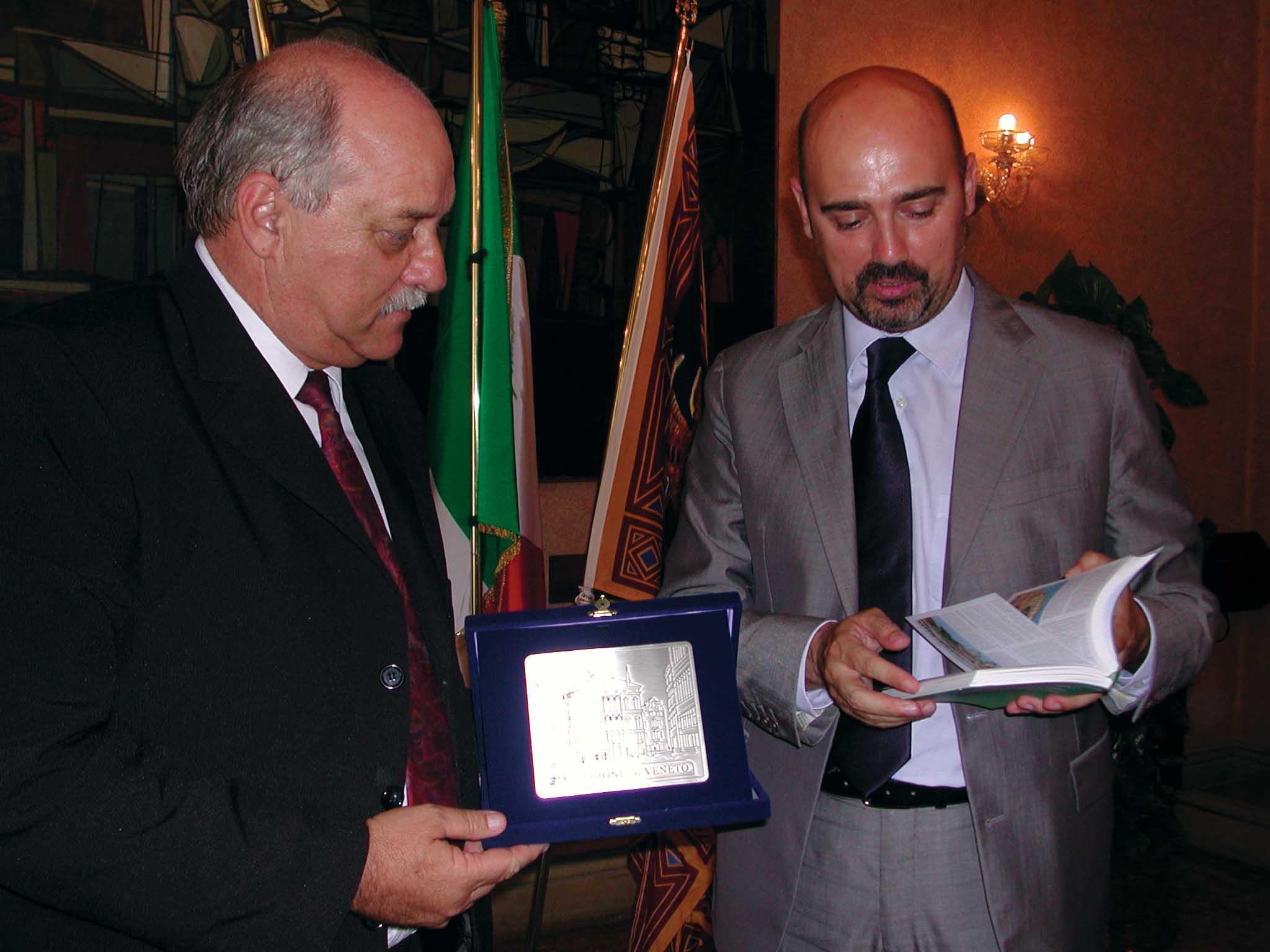Manzato incontra ministro Chaco argentina Orban 1