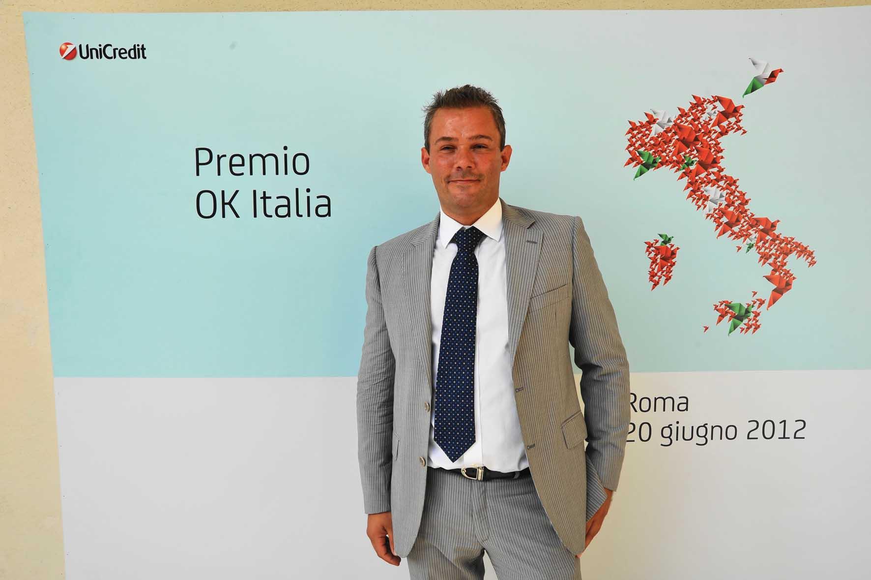 Unicredit premio ok italia AlessandroBorgato Solinfo 1