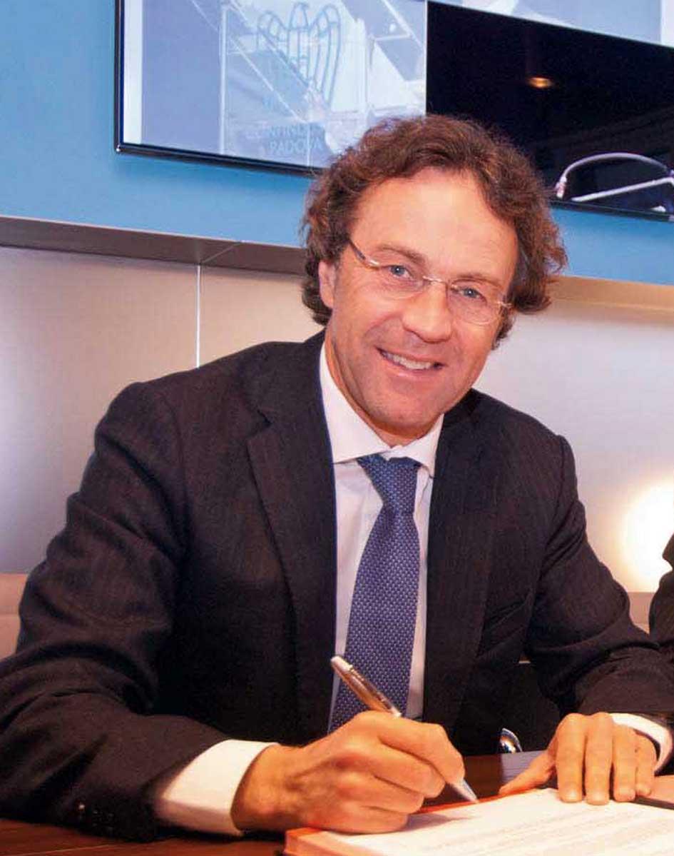 Massimo Pavin pres confindustria PD 1