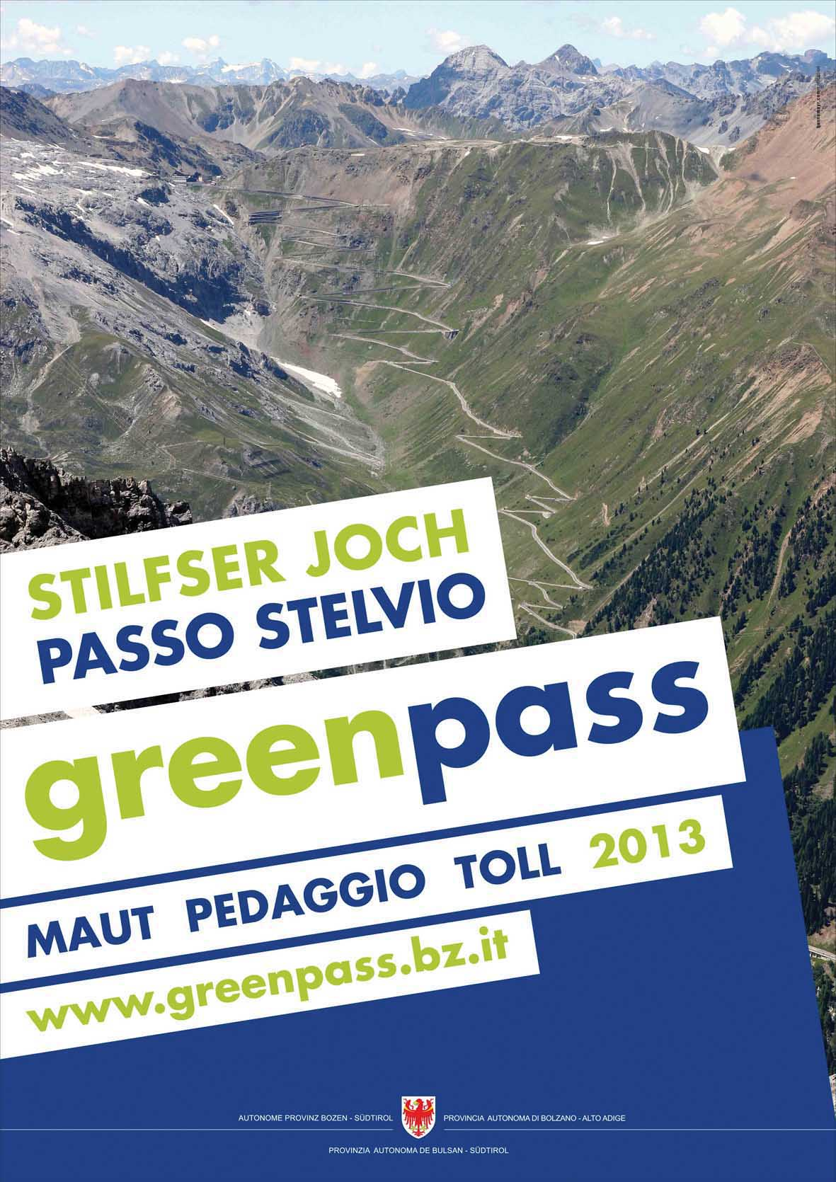 stelvio greenpass pedaggio 1
