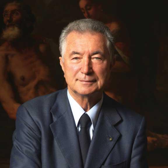 Gianni Zonin Presidente Banca Popolare di Vicenza 1