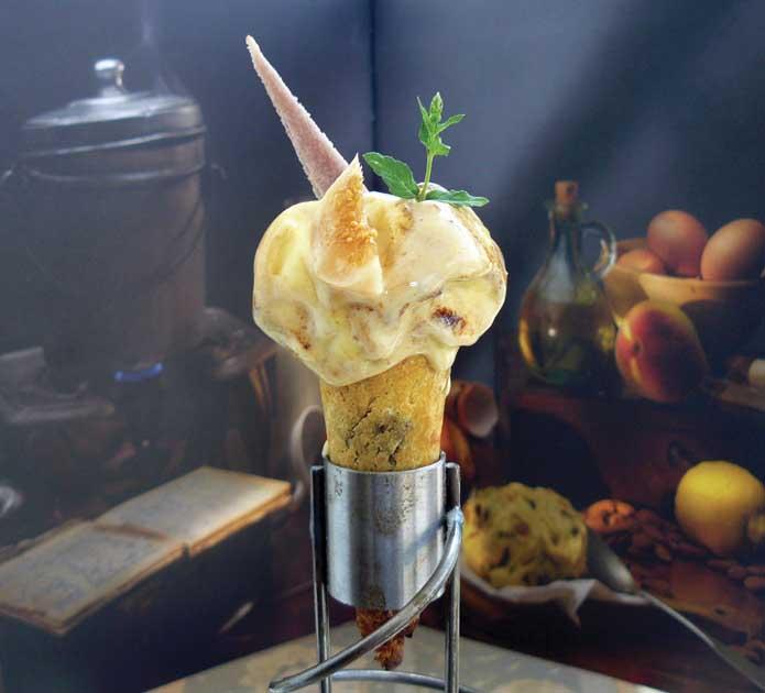 Loison Panettone gelato cuoco personale 1
