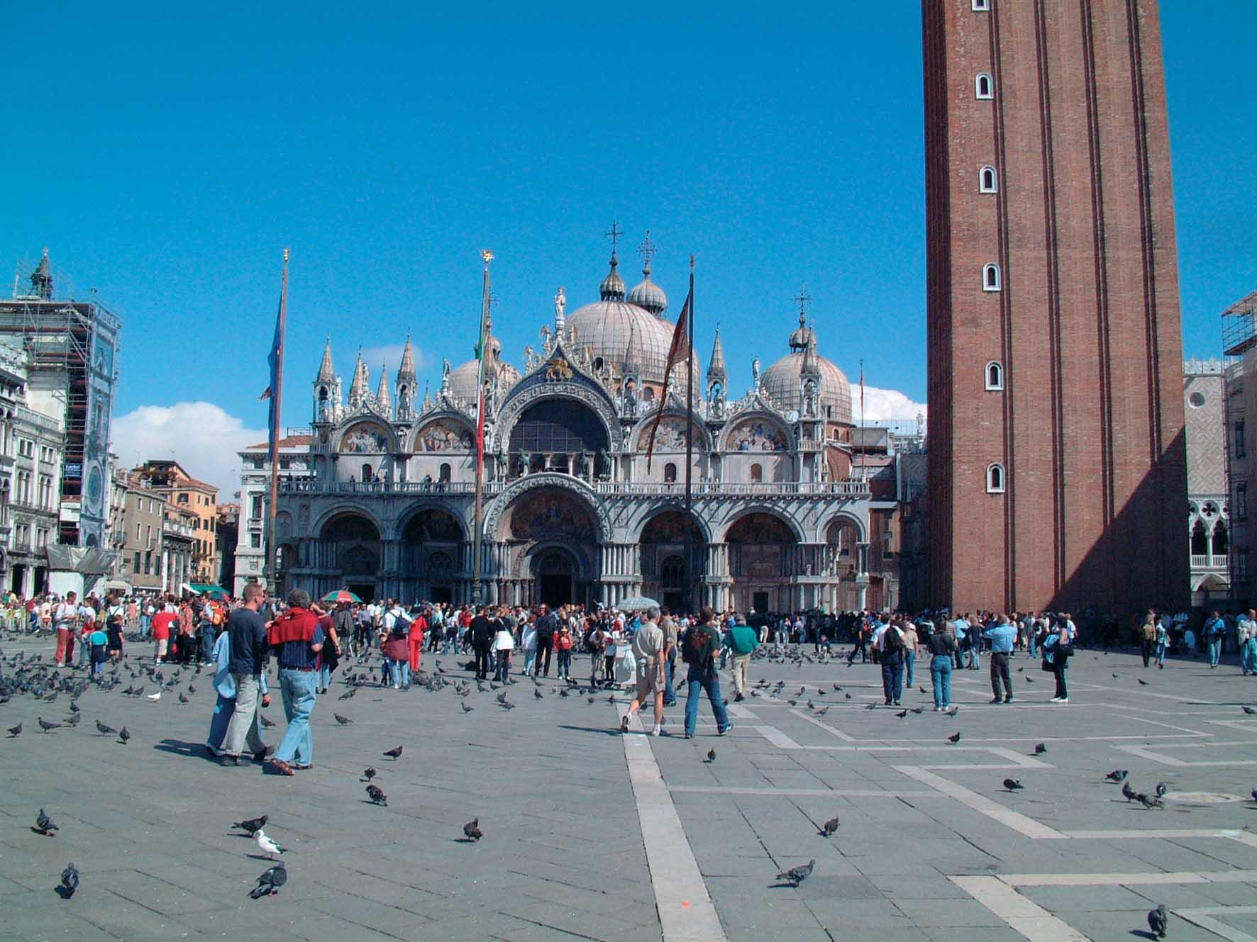 VeneziaChiesaSanMarco 1