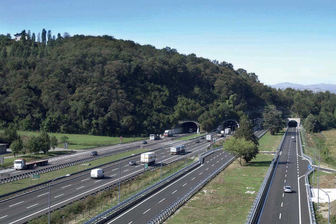 Autostrada BS-PD gallerie berici 1