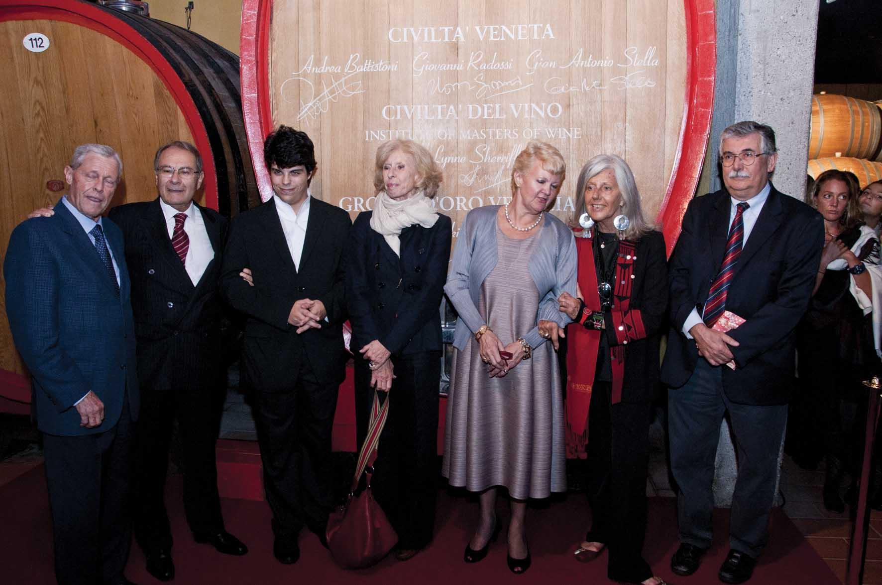 Premio Masi 2012 firma botte tutti premiati 1