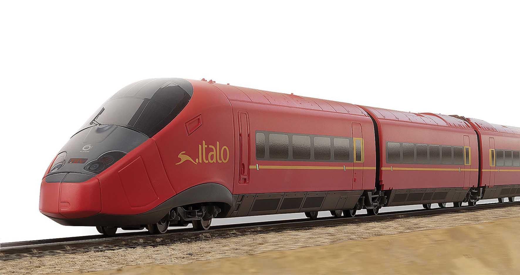 treno alta velocità ntv-italo 1