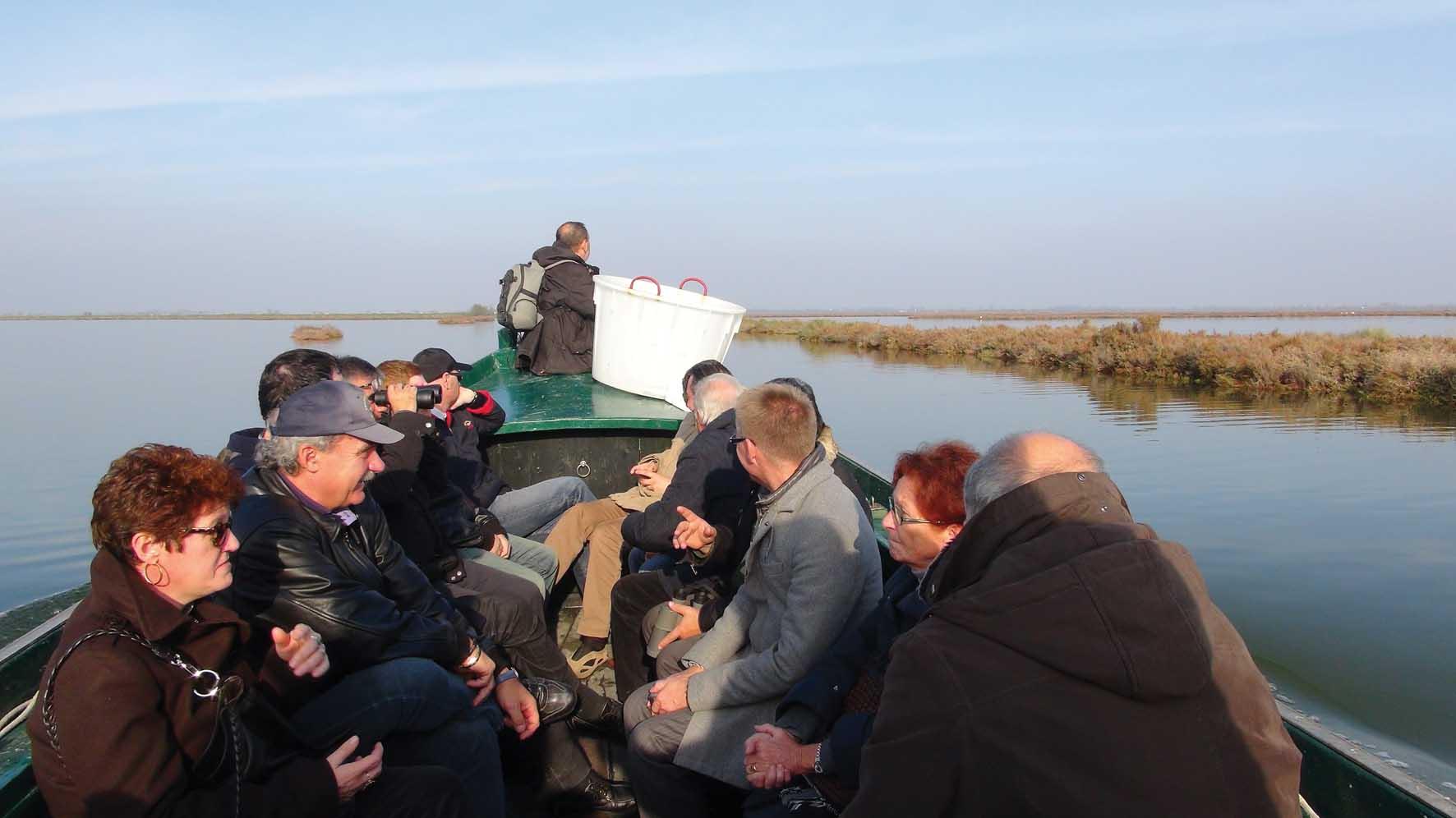 provincia venezia III commissione visita riserca naturale laguna 1 1