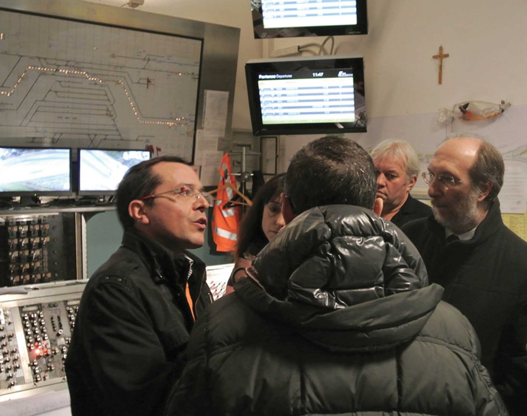 FVG attraversamento ferroviario Udine Antonio CInquemanri Riccardo Riccardi 1