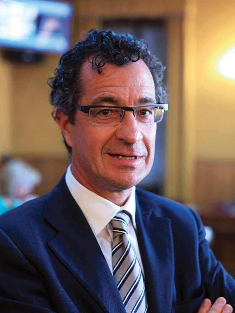 Mauro Bacchini federfarma verona