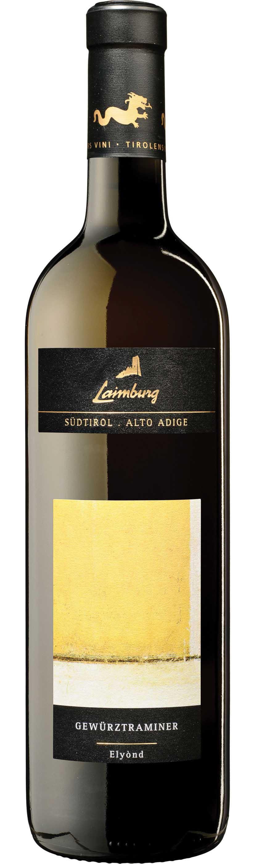 laimburg gewuerztraminer elyond annata 2010 premiato vinitaly