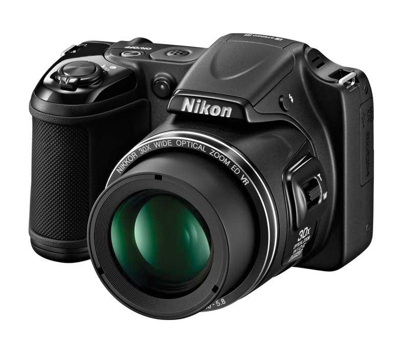 nikon 11-L820 BK front34l on 1
