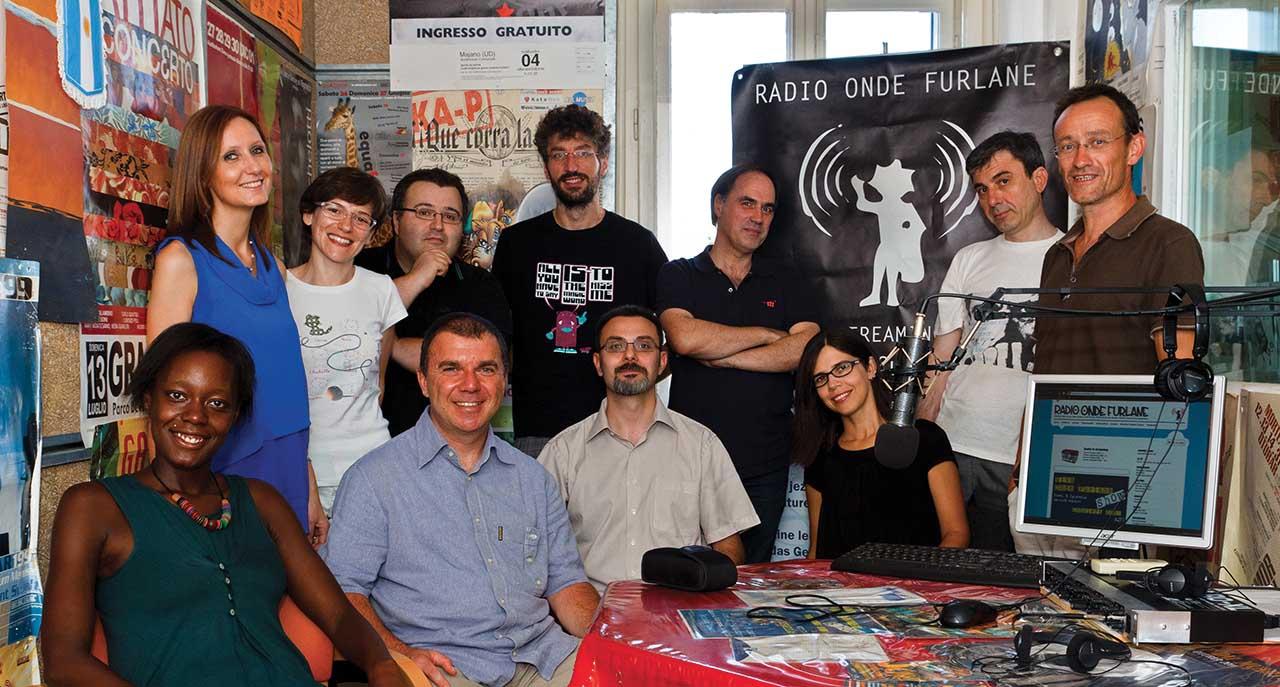 radio one furlane redazione 1
