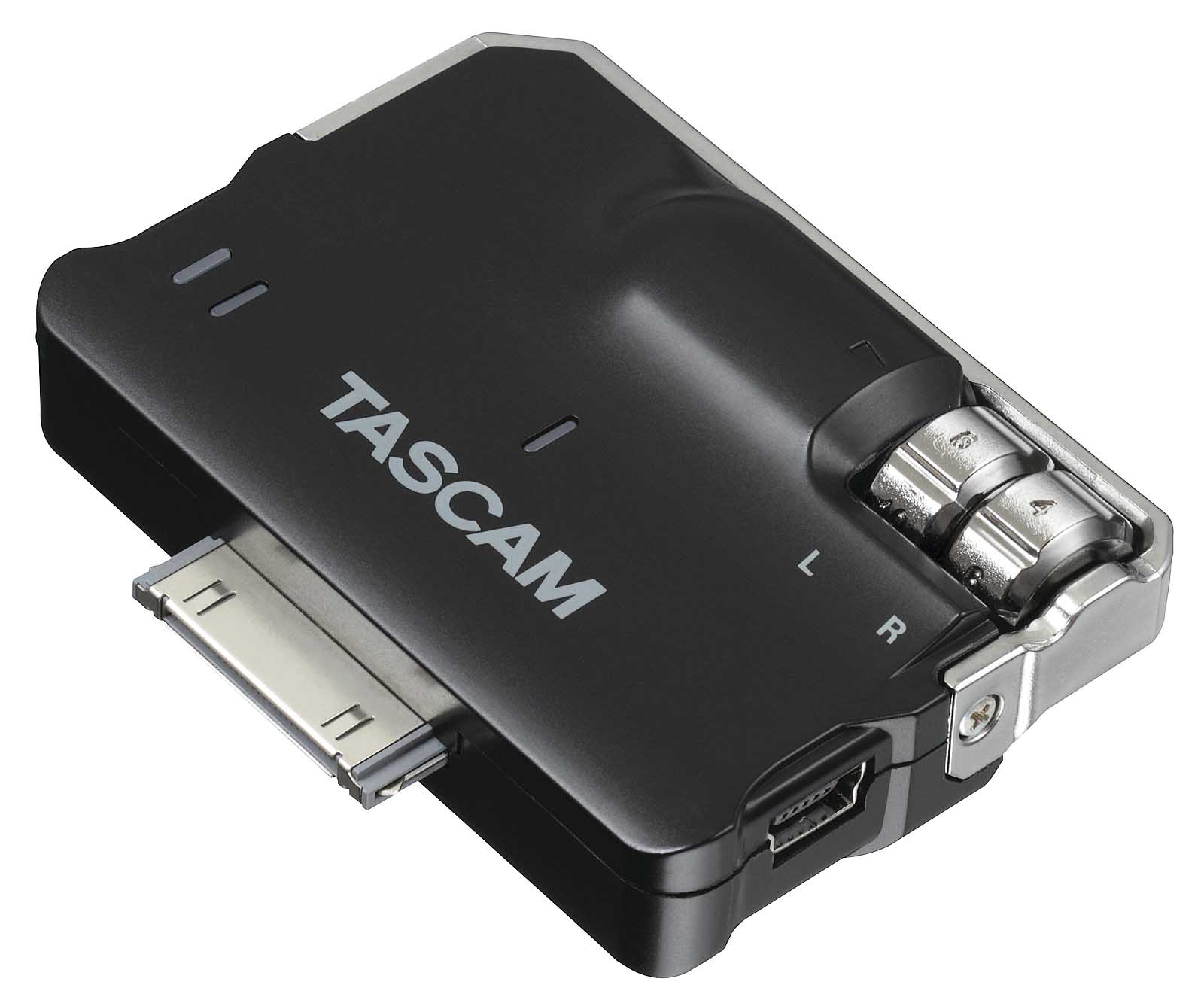 tascam ixj2 right angle 1