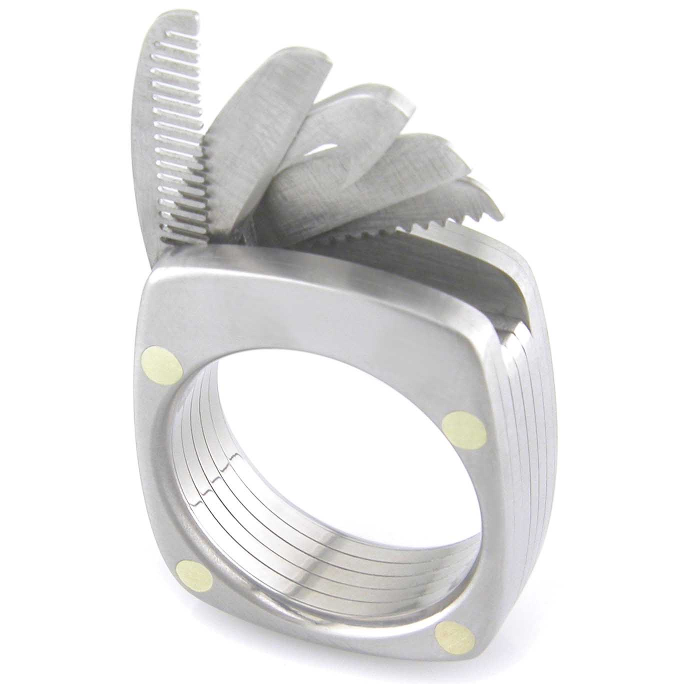 titanium utility ring lame 1