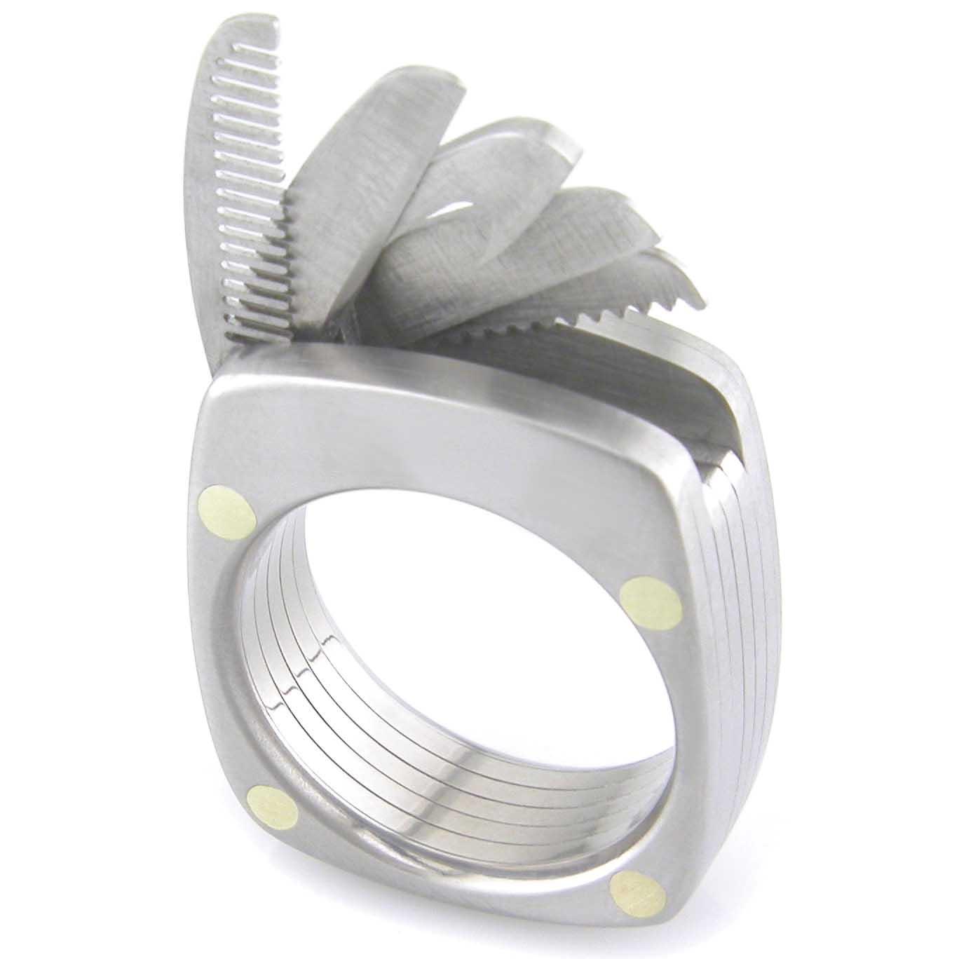 titanium utility ring lame 1