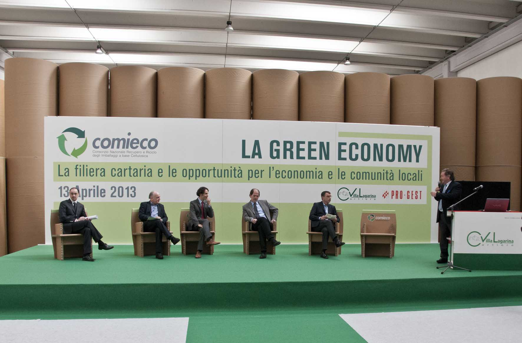 Dalla green economy italiana miliardi di valore aggiunto