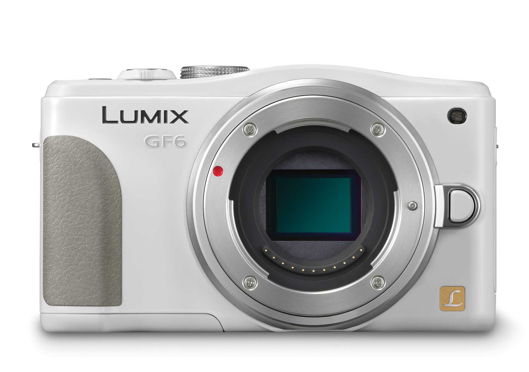 Lumix GF6 front 1