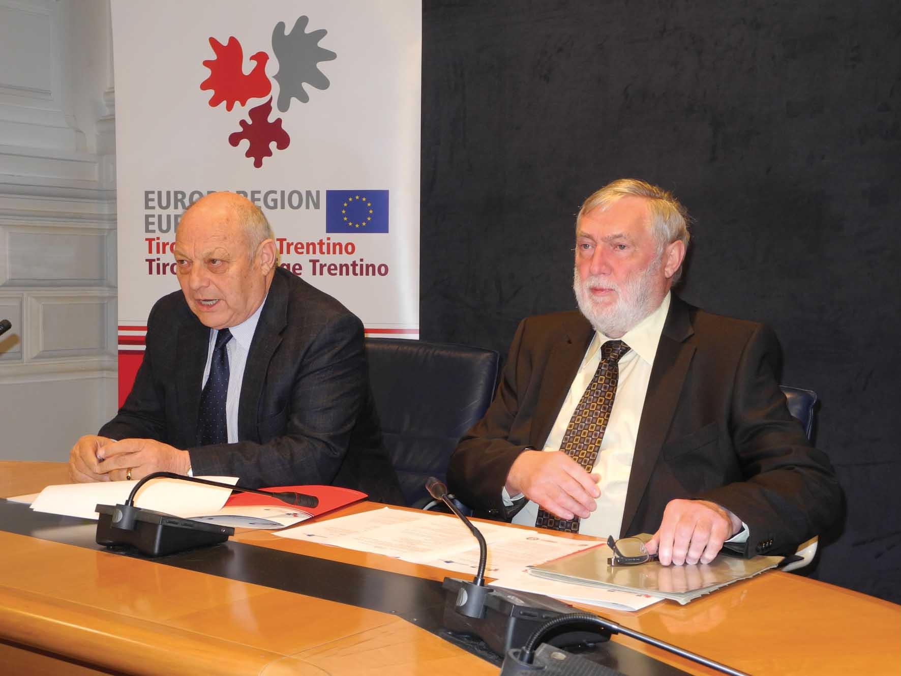 PAB luis Durnwalder Franz Fischler giornata euregio forum alpbach 1