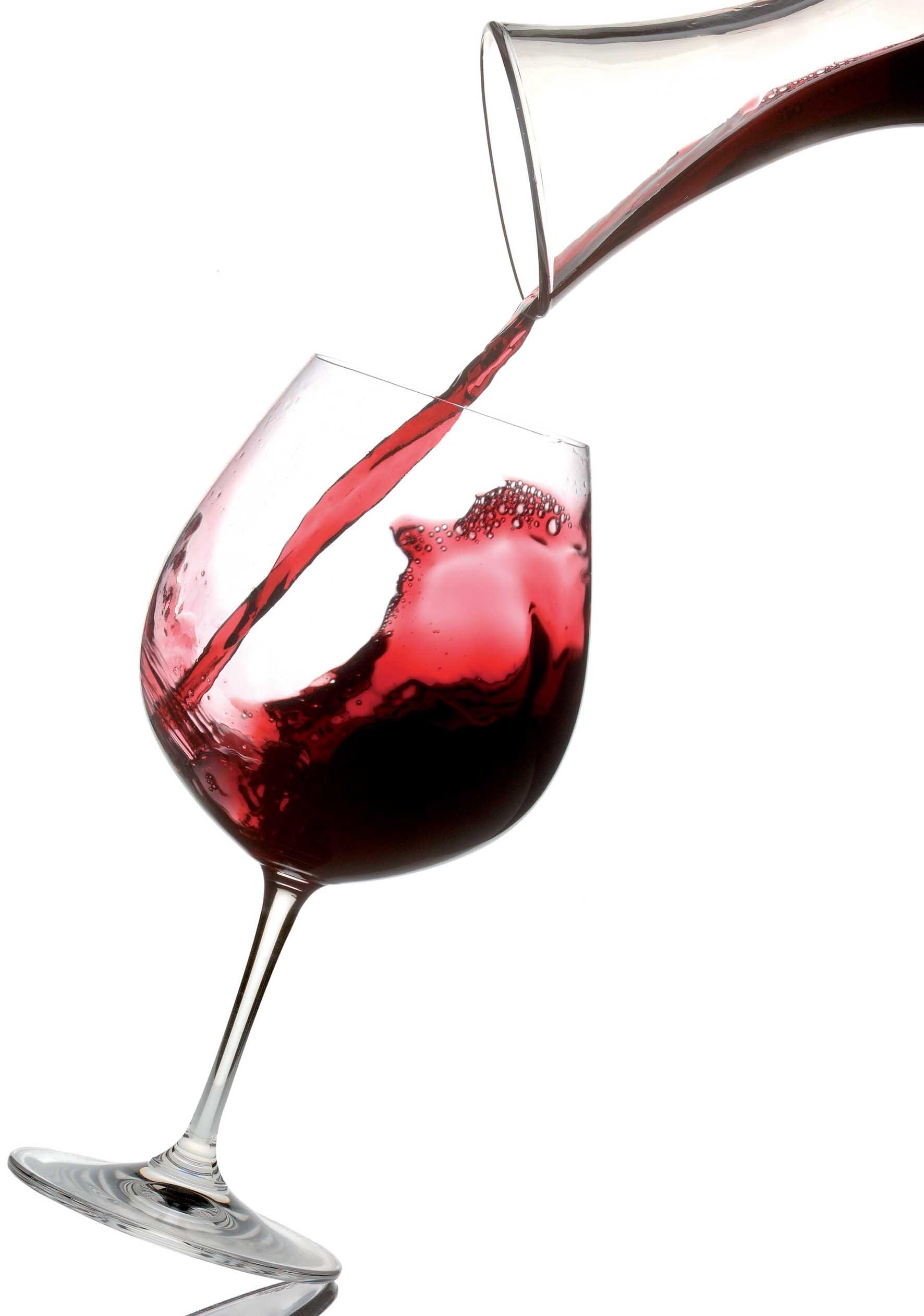 apt trento foto Baroni  Vino rosso  Bicchiere e decanter 1