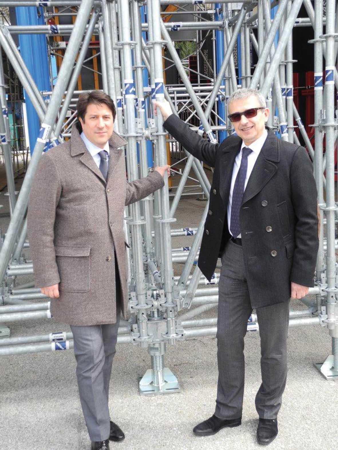 confindustria udine pilosio spa Dario Roustayan e Adriano Luci 1