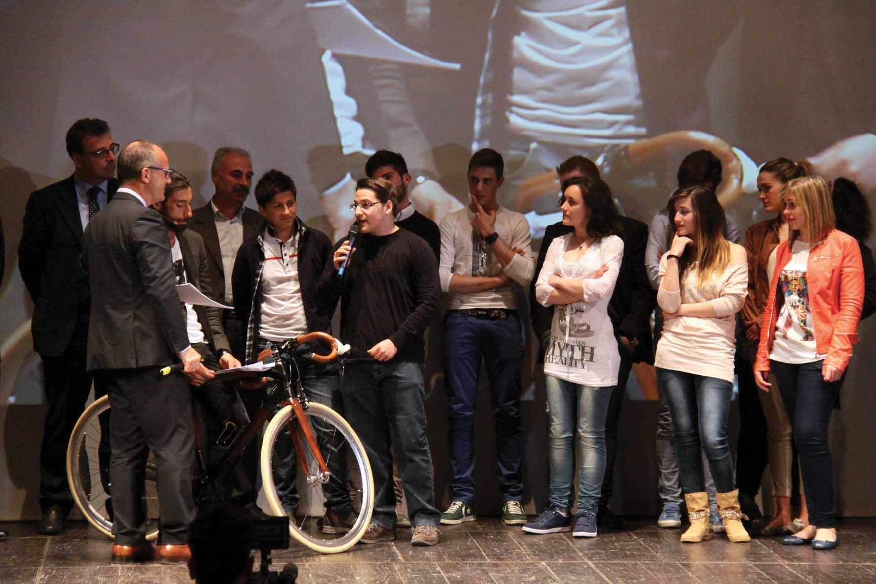 Confindustria Veneto concorso la tua idea dimpresa 2013 benevento primo posto 1