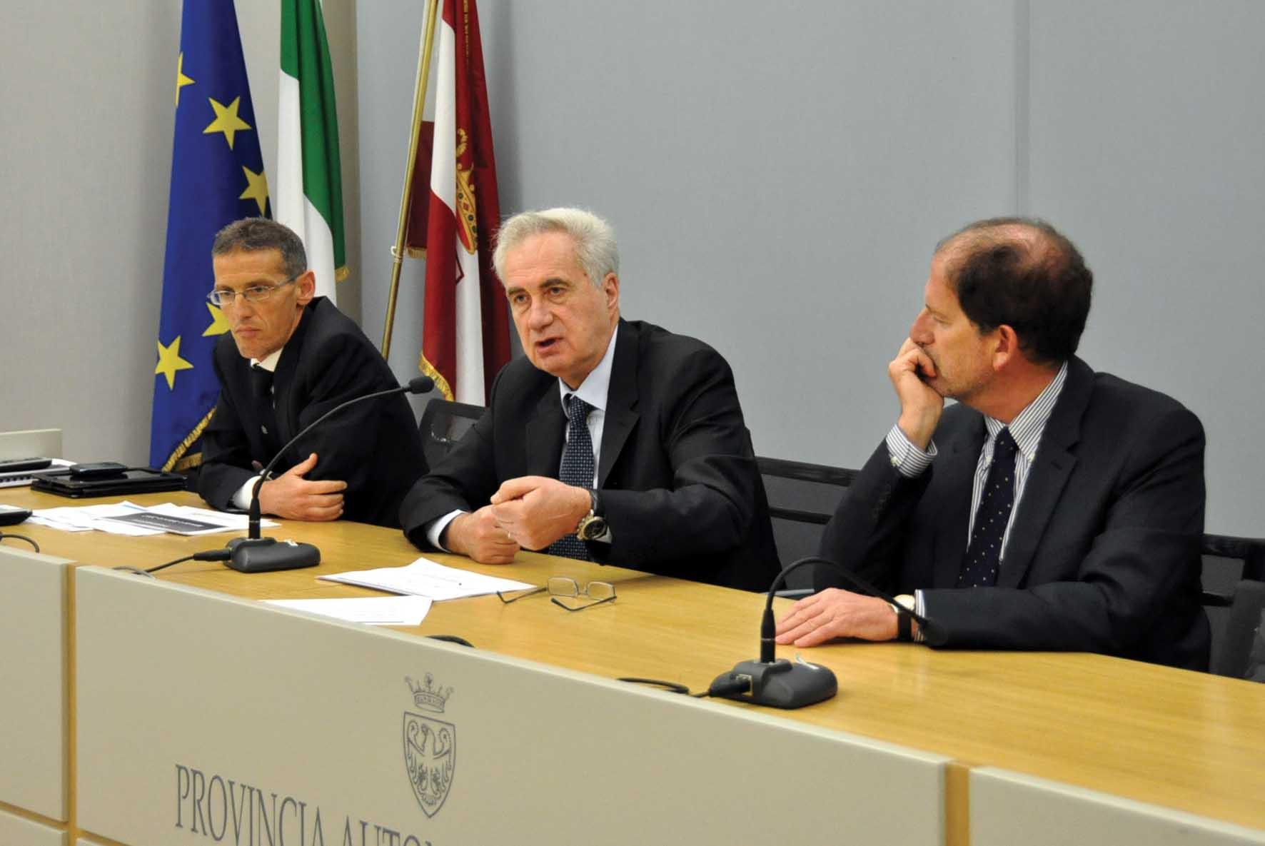 PAT cassa del trentino dir lorenzo bertoli pres gianfranco cerea alberto pacher 1