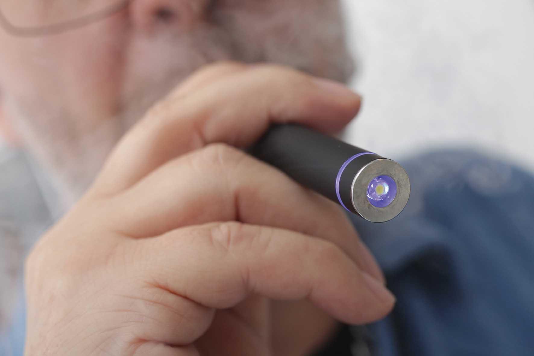 e-cig Sigarette elettroniche 1