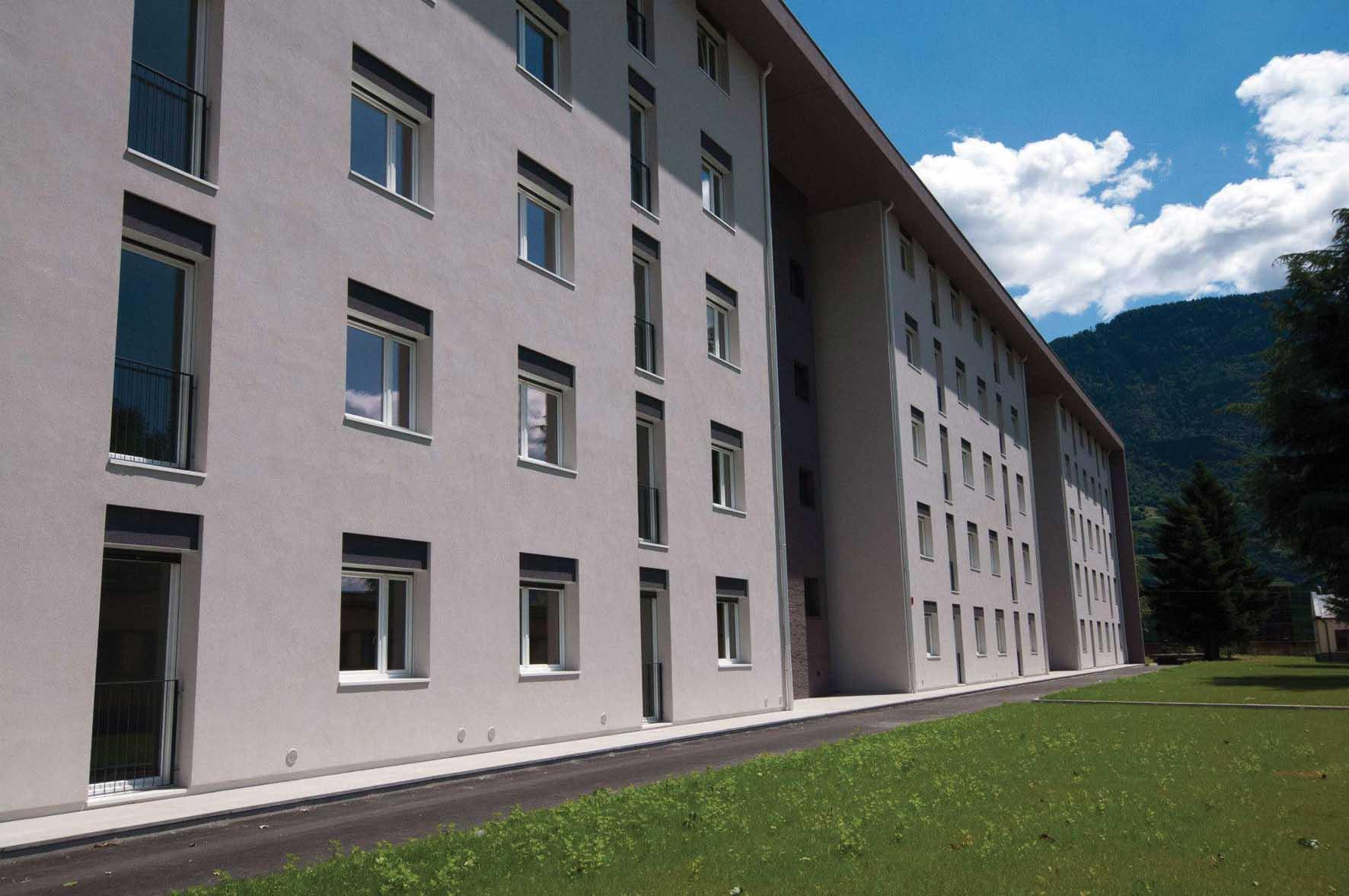 PAB-La-palazzina-alloggi-caserma-di-Merano-moderna-e-rispetta-i-criteri-CasaClima-ilnordest