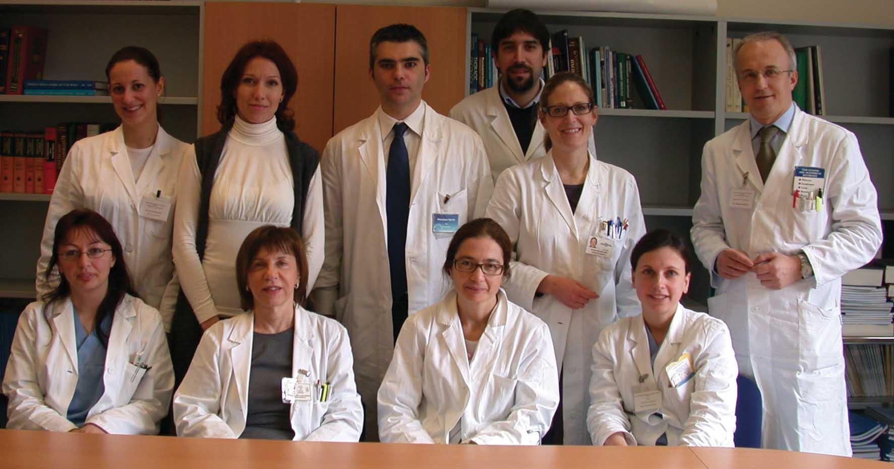 Uni Udine gruppo oncologia gastroenterologia foto gruppo Fasola 1