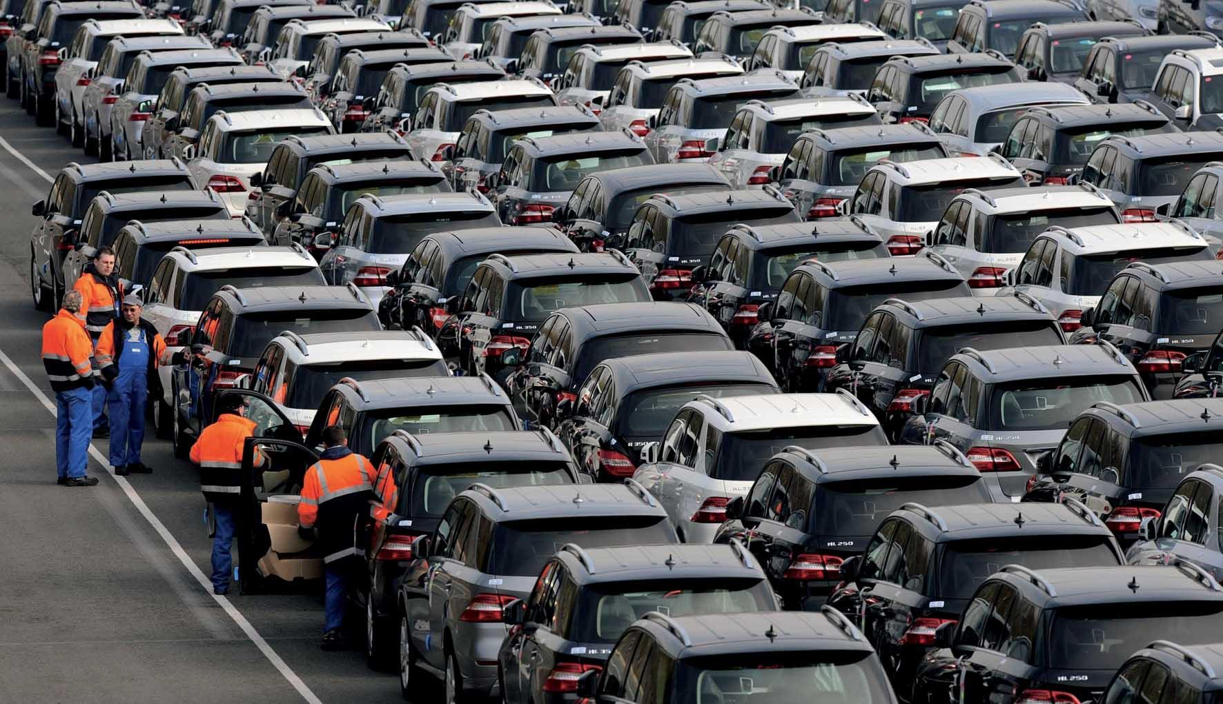 mercato auto autoparco-mercedes-ilnordest
