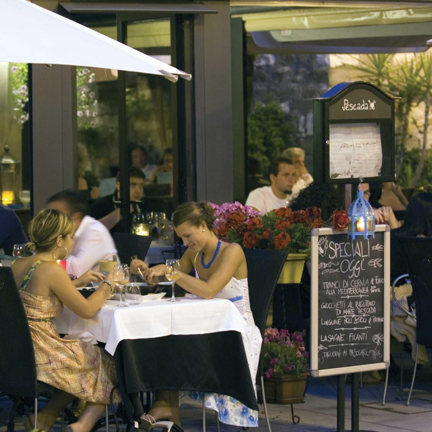 ristorante locali pubblici