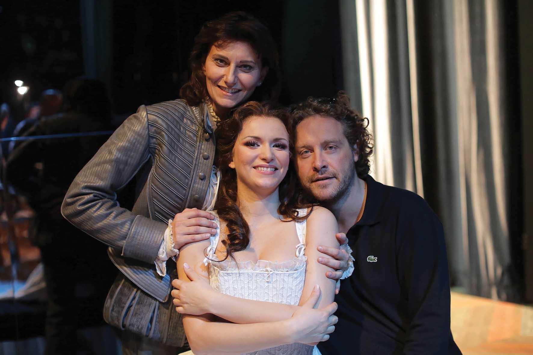 Fondazione arena lirica capuleti montecchi DanielaPiniRomeo MihaelaMarcuGiulietta ArnaudBernardregista FotoEnnevi IMG 9233 1