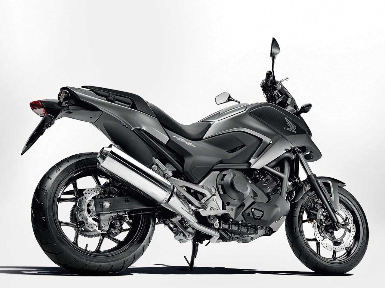 Honda NC750X 6 1