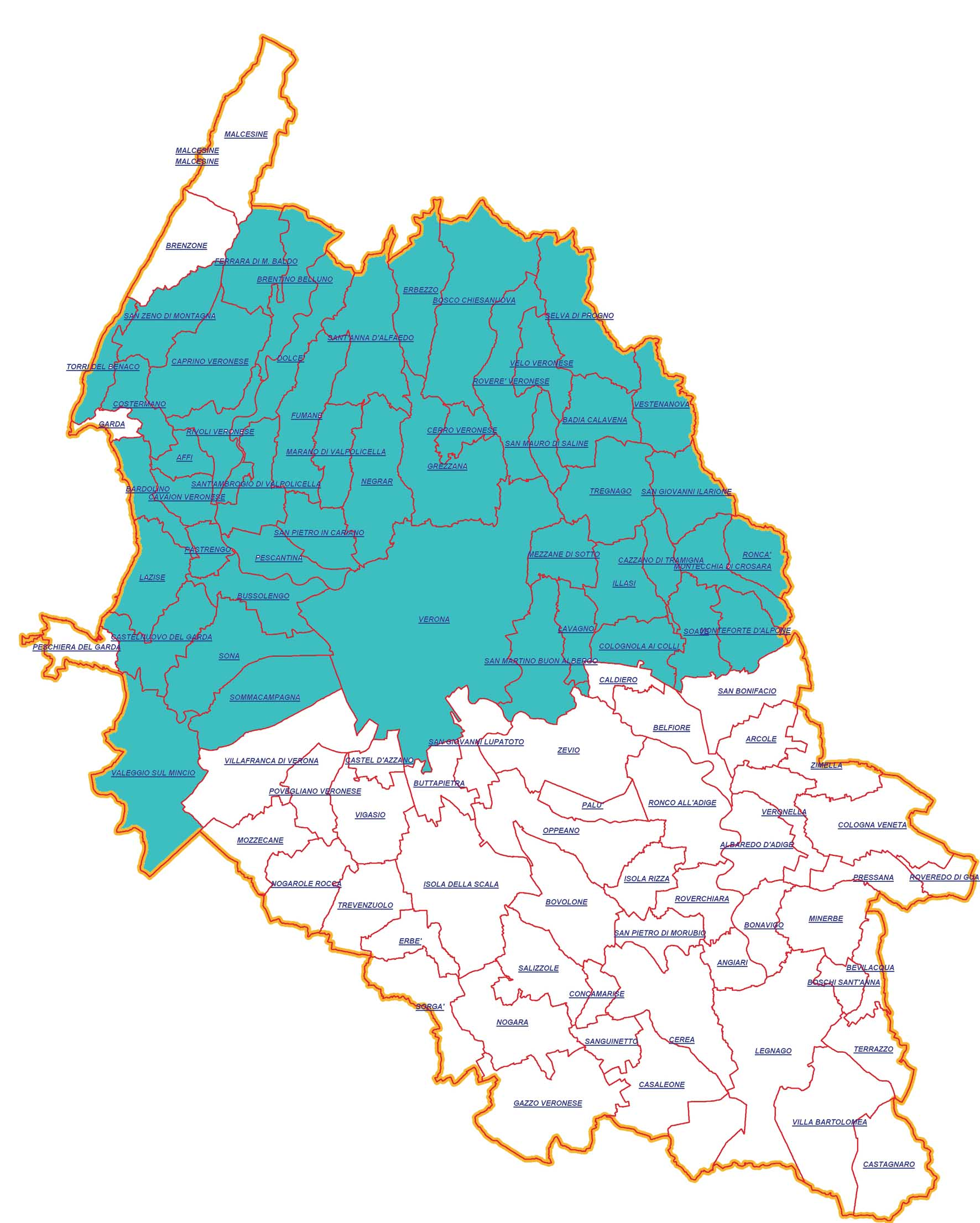 provincia verona ordinanza neve 2013 obbligo catene o pneumatici da neve 1