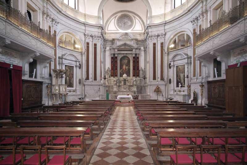chiesa della pietà venezia 1
