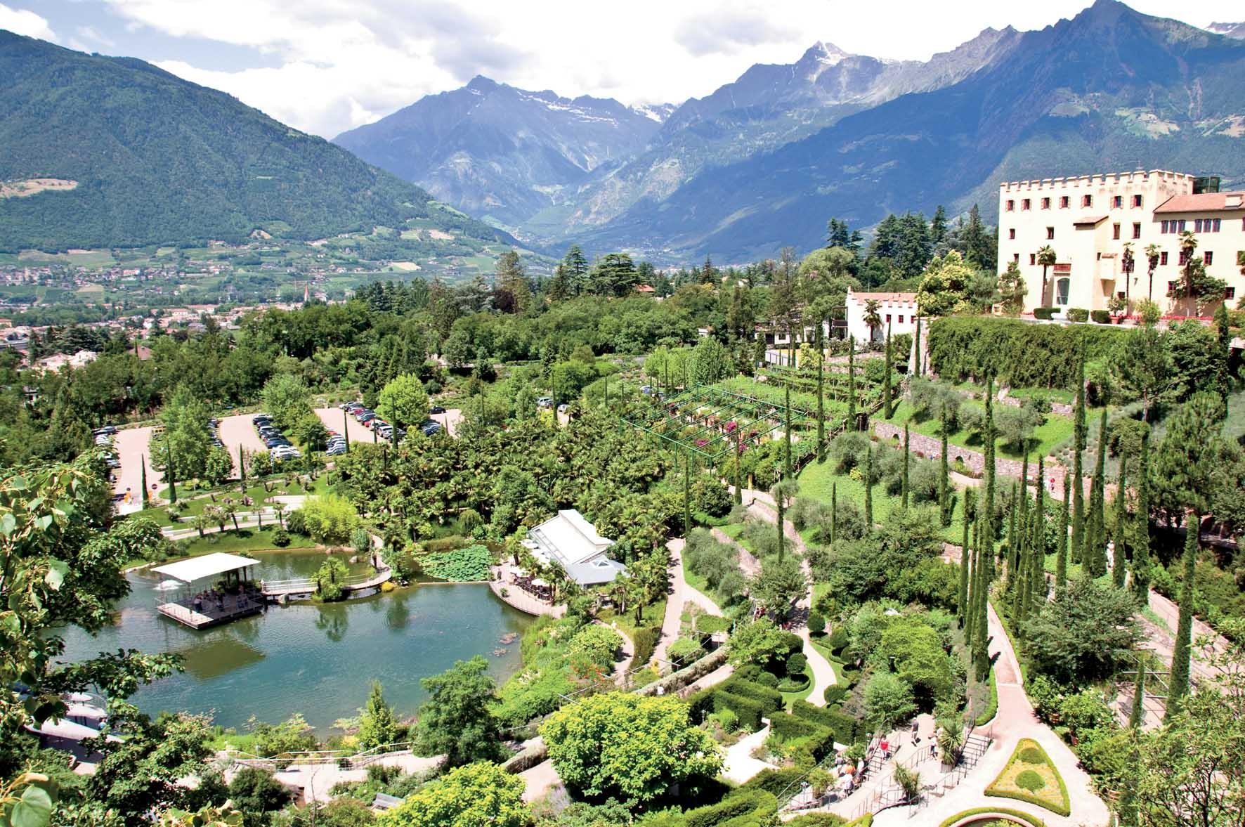 Giardini-Trauttsmandorff-Merano-ilnordest-quotidiano