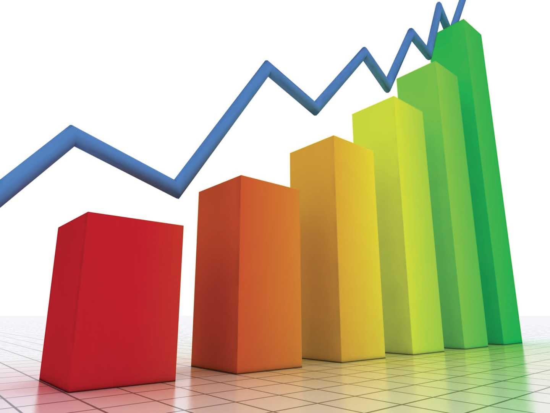 povertà grafico indice salita